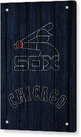 Chicago White Sox Acrylic Print by Joe Hamilton