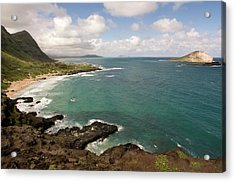 Hawaii Acrylic Print by Sergi Reboredo