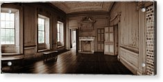 1752 Revisited Acrylic Print by Jan W Faul