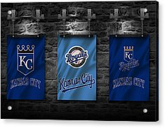 Kansas City Royals Acrylic Print