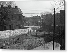 Tennessee Flood, 1937 Acrylic Print by Granger