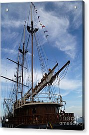 1812 Tall Ships Peacemaker Acrylic Print