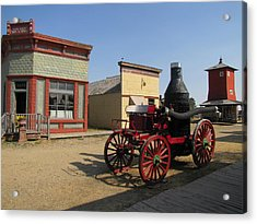 1880 Ghost Town South Dakota 4635 Acrylic Print