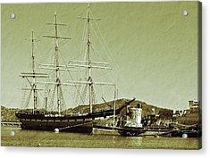 1886 Balclutha Acrylic Print