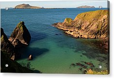 Blasket Islands Acrylic Print