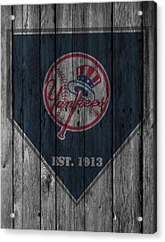 New York Yankees Acrylic Print