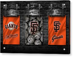 San Francisco Giants Acrylic Print