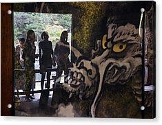 Tenryu-ji Temple, Arashiyama Acrylic Print by Nano Calvo