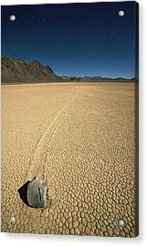 Usa, California, Death Valley National Acrylic Print by Jaynes Gallery