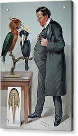 1905 Edwin Ray Lankester Zoologist Acrylic Print