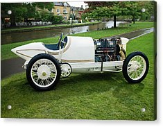 1911 Benz Re Lsr Acrylic Print