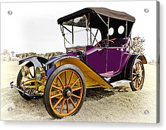 1913 Argo Electric Model B Roadster Acrylic Print by Marcia Colelli