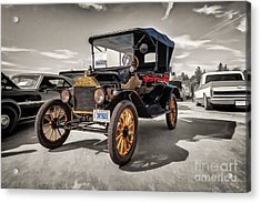 1916 Ford Model T Acrylic Print