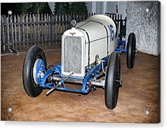 Acrylic Print featuring the photograph 1921 Duesenberg Race Car by Boris Mordukhayev