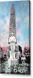 1921 War Memorial Acrylic Print