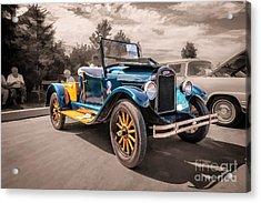 1925 Chevrolet Pickup Acrylic Print