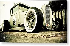 1928 Ford Model A Hot Rod Acrylic Print