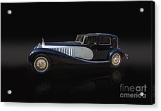 1929 Bugatti Type 41 Royale Acrylic Print