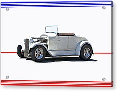 1930 Ford Model A Roadster I Acrylic Print by Dave Koontz