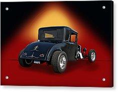 1930 Hudson Hot Road Coupe IIi Acrylic Print by Dave Koontz