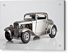 1932 Ford 3 Window Coupe Acrylic Print