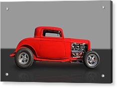 1932 Ford Coupe Acrylic Print