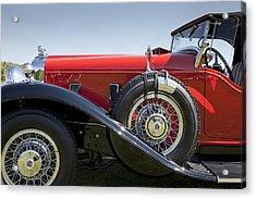 1932 Stutz Bearcat Dv32 Acrylic Print