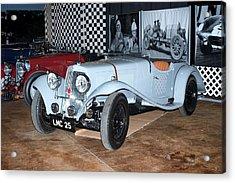 1934 Aston Martin 1.5 Liter Mk. II Acrylic Print