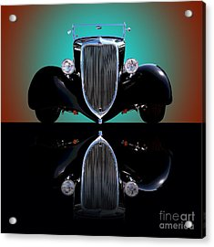 1934 Ford Phaeton Convertible Acrylic Print