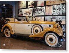 1935 Audi  Acrylic Print