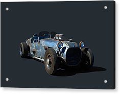 Acrylic Print featuring the photograph 1936 Ford Speedster by Tim McCullough