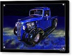 1937 Chevrolet Pickup Truck Acrylic Print