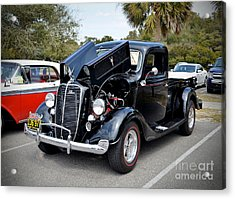 1937 Ford Pick Up Acrylic Print