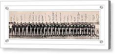 1937 Washington Redskins Team Photo Acrylic Print by Unknown
