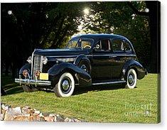 1938 Buick Century Series 60 Sedan Acrylic Print