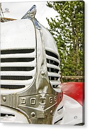 1939 Dodge Truck Grill Acrylic Print