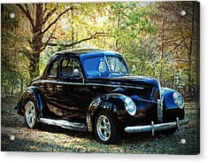 1940 Ford Coupe  Acrylic Print