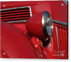 1941 Ford Flatbed Pickup Acrylic Print by Anna Lisa Yoder