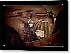 1946 Chevy Truck Acrylic Print