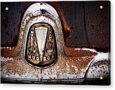 1946 Hudson Coupe  Acrylic Print by Gordon Dean II