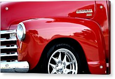 1948 Chevy Thriftmaster 3100 Acrylic Print