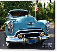 1950 Oldsmobile Acrylic Print