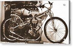 1950 Rotrax-jap Acrylic Print