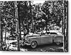 1950's Cadillac Acrylic Print