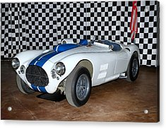 Acrylic Print featuring the photograph 1952 Cunningham C4r by Boris Mordukhayev