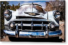1953 Chevy Bel Air Acrylic Print