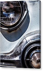 1953 Chevy Headlight Detail Acrylic Print