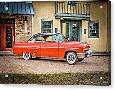1953 Mercury Monterey En Francais Acrylic Print