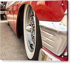 1956 Chevy Custom Acrylic Print