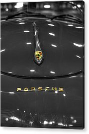 1954 Porsche 356 Speedster  V4 Acrylic Print